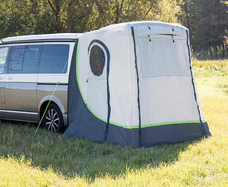 VW T5/T6 Transporter Campervan Rear Tailgate Tent - Reimo ...